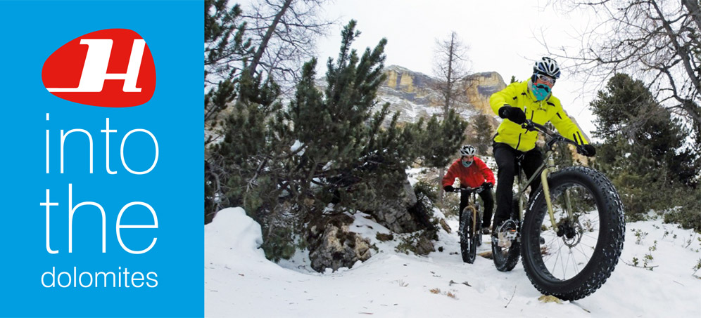 Escursioni con la FAT BIKE in ALTA BADIA