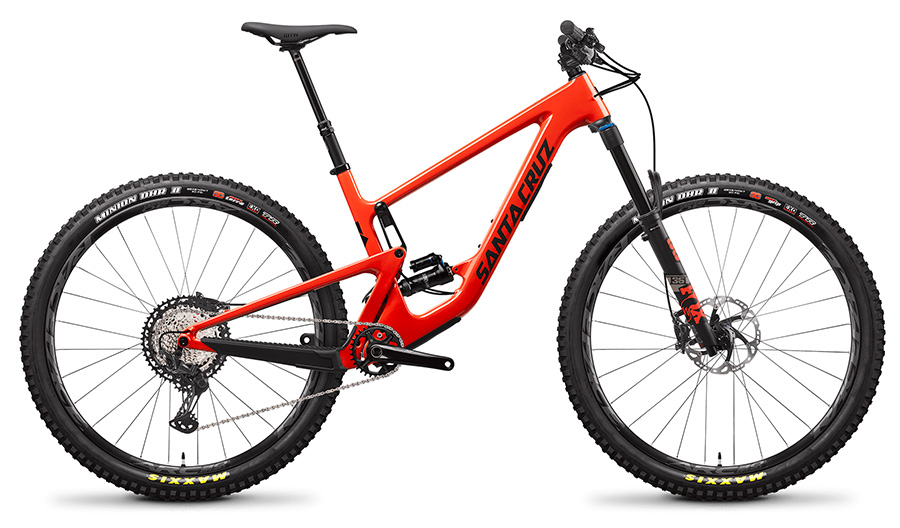 Mountain Bike Full Suspension Special