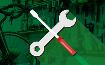 Bicycle Repair Service And Tuning, Corvara Alta Badia